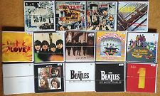 14 DIFFERENT BEATLES GREETING CARDS OFFICIAL LICENSED APPLE PRODUCT