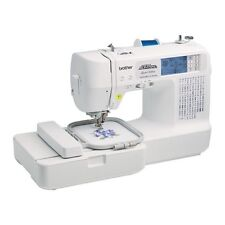 Brother Sewing Machine Embroidery LB6800PRW NEW