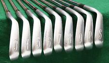 Bridgestone Rextar  HT-303 Golf Club Iron Set - Steel RH - 3 - 9 + S & P