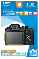 JJC LCP-S9400 LCD Guard Film Screen Protector for FUJIFILM FINEPIX S9400W_US