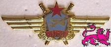 Large Hat Pin International Russia Russian Sniper Pilot Wings Jacket Epaulet NEW