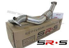 SRS ACURA ILX 2015 K24 CIVIC SI 2012 STAINLESS BELL MOUTH HEADER DOWNPIPE N/A