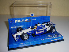 BMW Williams F1 FW23 Ralf Schumacher 1.Sieg San Marino 2001 in 1:43 v.Minichamps