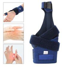 Finger Extension Splint Trigger Pain Relief Hand Orthotics Brace Adjustable