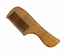 Red Sandalwood Pocket Comb, Beard Comb, Mustache Comb