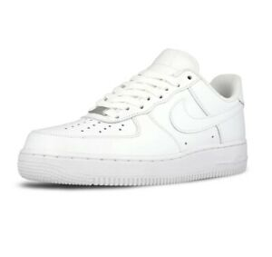 air force 1 donna bianche baffo nero