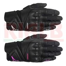 Guanti Donna Touch screen Compatibile Alpinestars STELLA BAIKA Leather Gloves