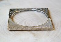 925 Sterling Silver Handmade Authentic Turkish Zircon Ladies Bracelet