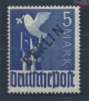 Berlin (West) 20 geprüft postfrisch 1948 Schwarzaufdruck (8717017