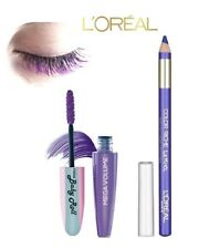 L'Oreal Miss Baby Roll Lilac Mascara 9.1ml & FREE Khol Pencil Eyeliner