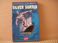 Silver Surfer 1.Communion Chariton-Weiss-Medina Collezione 100% Marvel (HOM3)