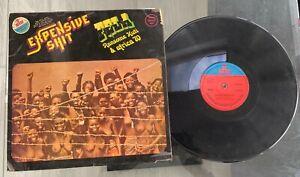 "Fela Ransome Kuti & Africa 70 ""Expensive Shit"" 1975 Afrobeat LP Soundworkshop"