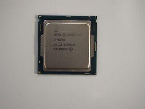 Intel Core i7-6700 3.40GHz Quad Core 6th Gen CPU SR2L2