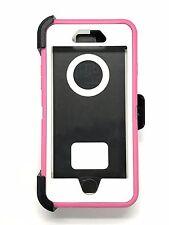 Genuine OtterBox Defender Series Case & Clip Holster iPhone 5s SE 6 6s 7 8 PLUS
