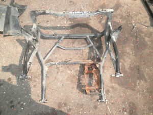 Bombardier Rotax Traxter 500 rear tail frame 99 00