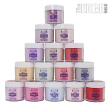 The Edge Nails 25g Rapide Ongles Acrylique Trempage Poudre Durable 15 - Couleurs