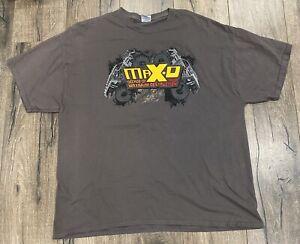 2012 Monster Truck Jam Max-D Decade Of Maximum Destruction XXL 2XL Shirt
