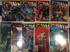 ALL STAR BATMAN 1 BOTH COVERS 2 3 4 5 7 8 10 JIM LEE ART FRANK MILLER NM