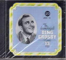 The Chronological Bing Crosby Volume 13 1933 CD
