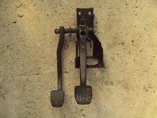 BMW E30  Manual Transmission Pedal Assembly Clutch Brake Pedals