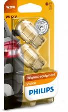 2x PHILIPS Glühlampe 12065B2 für ABARTH AUDI BMW CHEVROLET CHRYSLER CITROËN