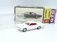 AMT Maquette Plastique Montée 1/43 - Pontiac GTO