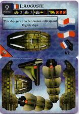 Wizkids Pirates Pocketmodel - L'Auguste (ship) PatOE 075 C