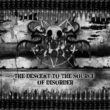 STREAMS OF BLOOD - The Descent to the Source of Disorder CD, NEU