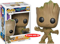 "GUARDIANS OF THE GALAXY VOL. 2 GROOT 10"" LIFE SIZE POP VINYL FIGURE FUNKO 202"