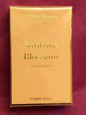 Miller Harris Sublime Blossom Eau De Parfum 50ml RRP £115 Cellophane Sealed