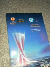 2014 UEFA CUP DNIPRO V SPURS TOTTENHAM HOTSPUR