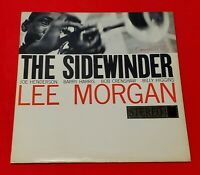 Lee Morgan The Sidewinder LP Blue Note ORIGINAL Stereo RVG