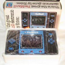 Vintage 1980 Entex #6068 PacMan 2 Electronic Game Excellent Condition W/Box