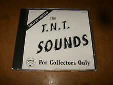 CD (TOTO 3) - various artists - THE TNT SOUNDS Vol.1