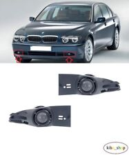 BMW 7 E65 2002 - 2005 NEW FRONT FOG LIGHT LAMPS WITH FRAME LEFT + RIGHT