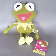 Disney Kermit Pook A Looz Plush Stuffed Doll Muppets 12 inch