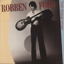 Robben Ford ‎– The Inside Story CD