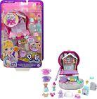 Внешний вид - Polly Pocket Big Pocket World Gumball Candyland Kids Gift Set New 2021