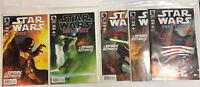 Star Wars Dark Times A Spark Remains (2013) # 1 2 3 4 5 1-5 (VF/NM) Complete Set