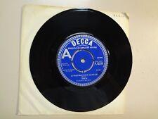 """THEM: (It Won't Hurt)Half As Much-I'm Gonna Dress In Black-U.K. 7"""" 65 Decca Demo"""