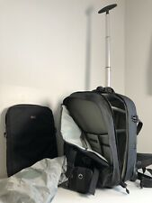 LowePro ProRunner X350AW Roller Photography Bag w/ Rain Cover