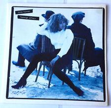 "TINA TURNER  ""FOREIGN AFFAIR""  LP - 1989 - GATEFOLD SLEEVE - FESTIVAL AUSTRALIA"