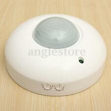 Automatic Infrared PIR Motion Sensor Light Switch Ceiling Occupancy Detector US
