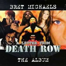 FREE US SHIP. on ANY 3+ CDs! NEW CD Bret Michaels: Letter From Death Row Soundtr