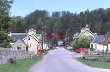 PHOTO  1984 CARRON ANOTHER SPEYSIDE DISTILLERY VILLAGE CARRON LIES ON THE LEFT B