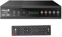 Digivolt TDT HD DVBT-2 SINTONIZADOR Grabador Alta Definición USB Rec