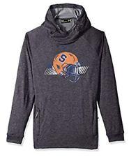 Under Armour UA Men's Syracuse Orange Football Helmet Hoodie Sweatshirt XL