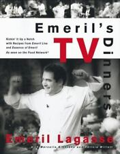 Emeril's TV Dinners by Emeril Lagasse 1998 First Edition Hard Cover