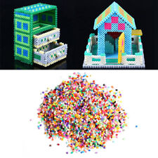 1000pcs HAMA/PERLER BEADS 2.6mm For Child Gift GREAT Kids Great Fun Toy