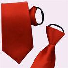 New Stripe Casual Slim Mens Skinny Narrow Neck Party Wedding Tie Necktie